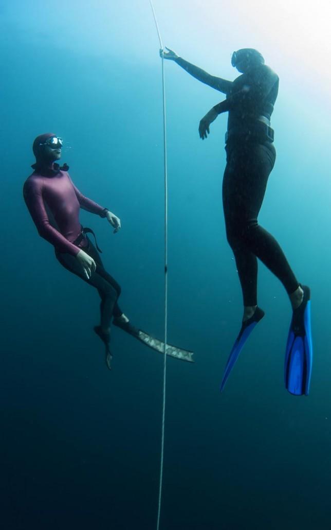 Freedive Professional with FREEDIVE FLOW